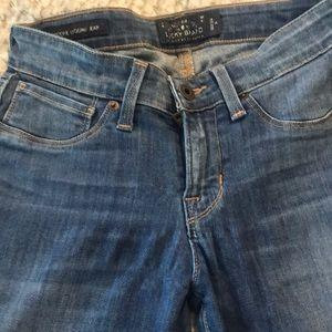 Lucky Brand Jeans - Lucky Brand Brooke Legging Jean 00